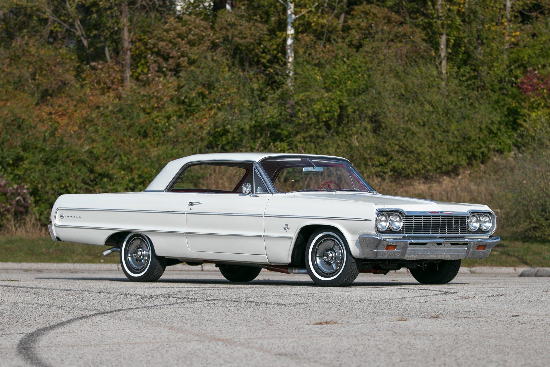 1964 chevrolet impala 409 hardtop