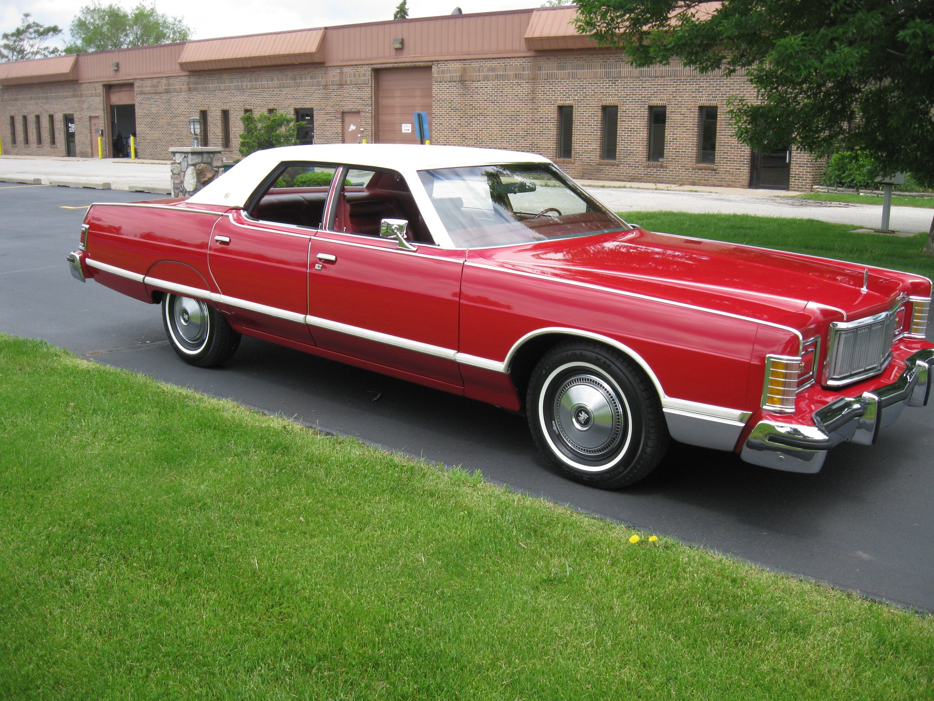 1977 mercury grand marquis hardtop