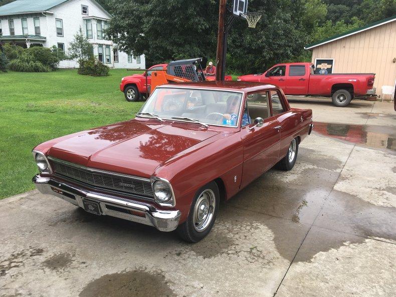 1966 Chevrolet Nova II