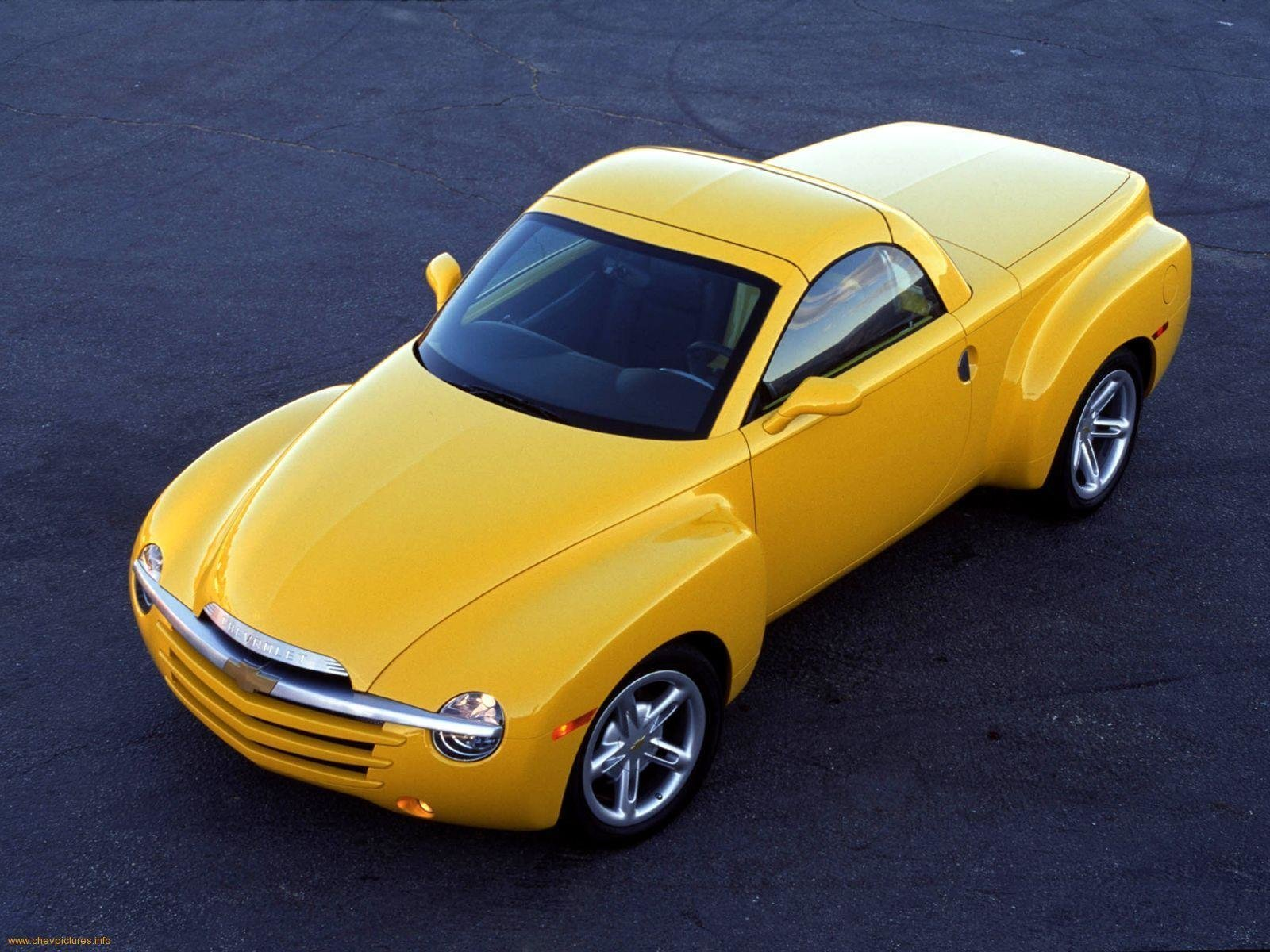 2003 chevrolet ssr pickup