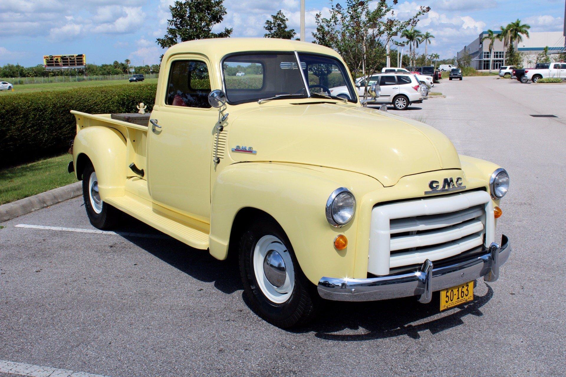 1947 gmc 3500 stingray pickup