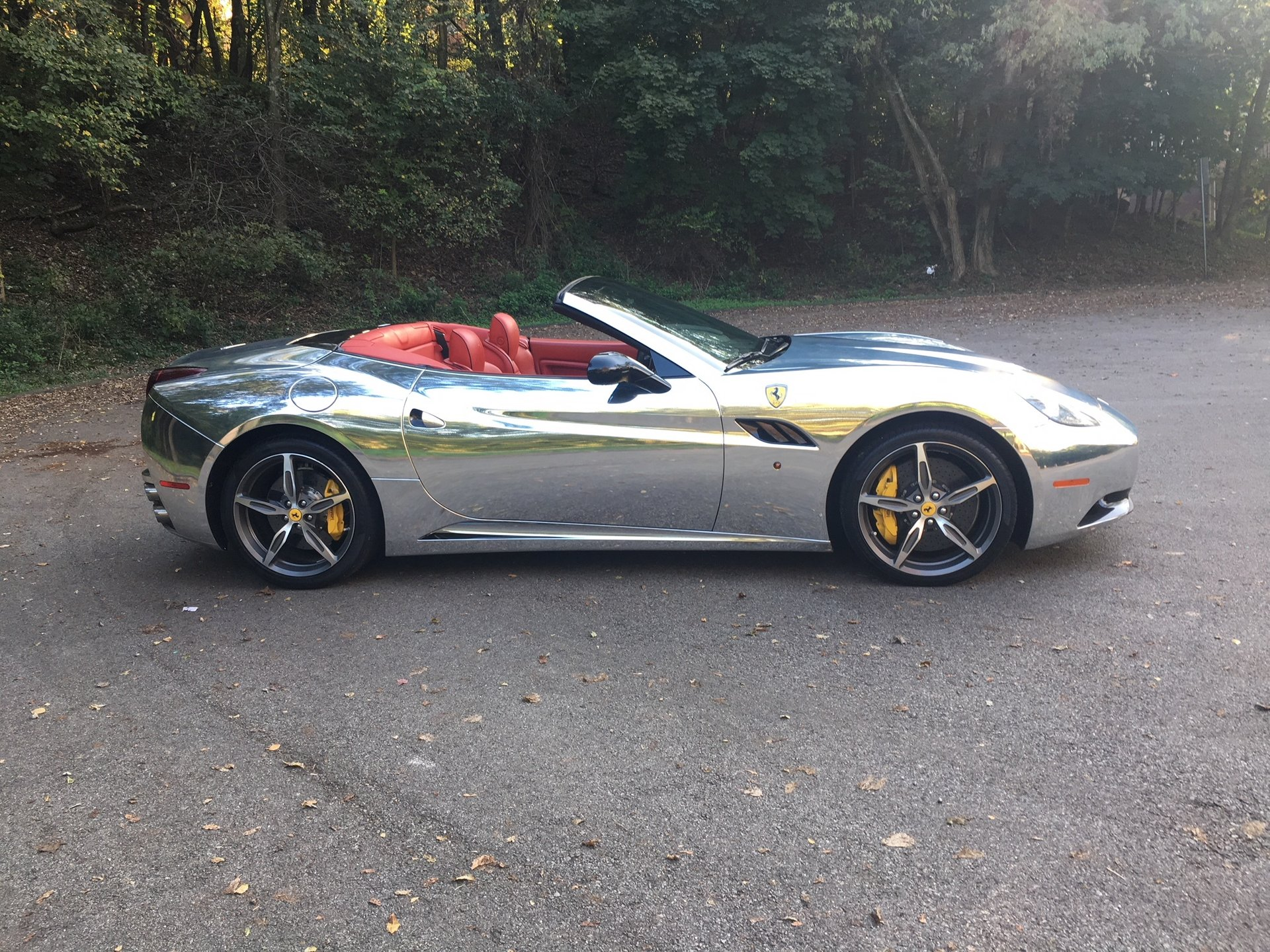 2014 ferrari california t roadster