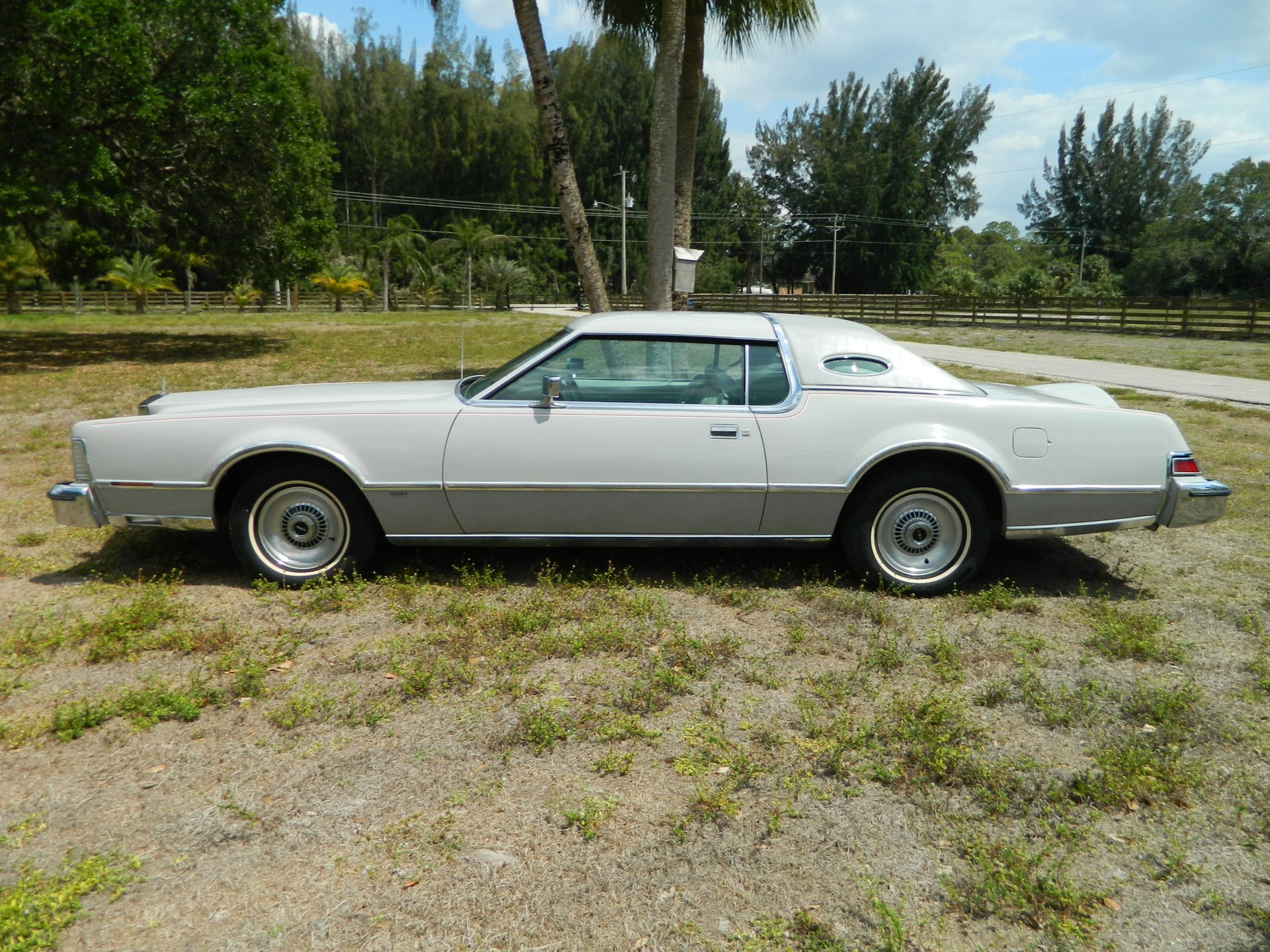 1976 lincoln mark iv cartier edt hardtop