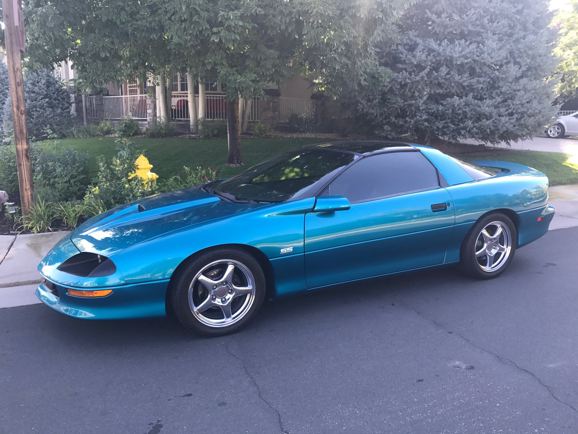 1995 chevrolet camaro z28 coupe