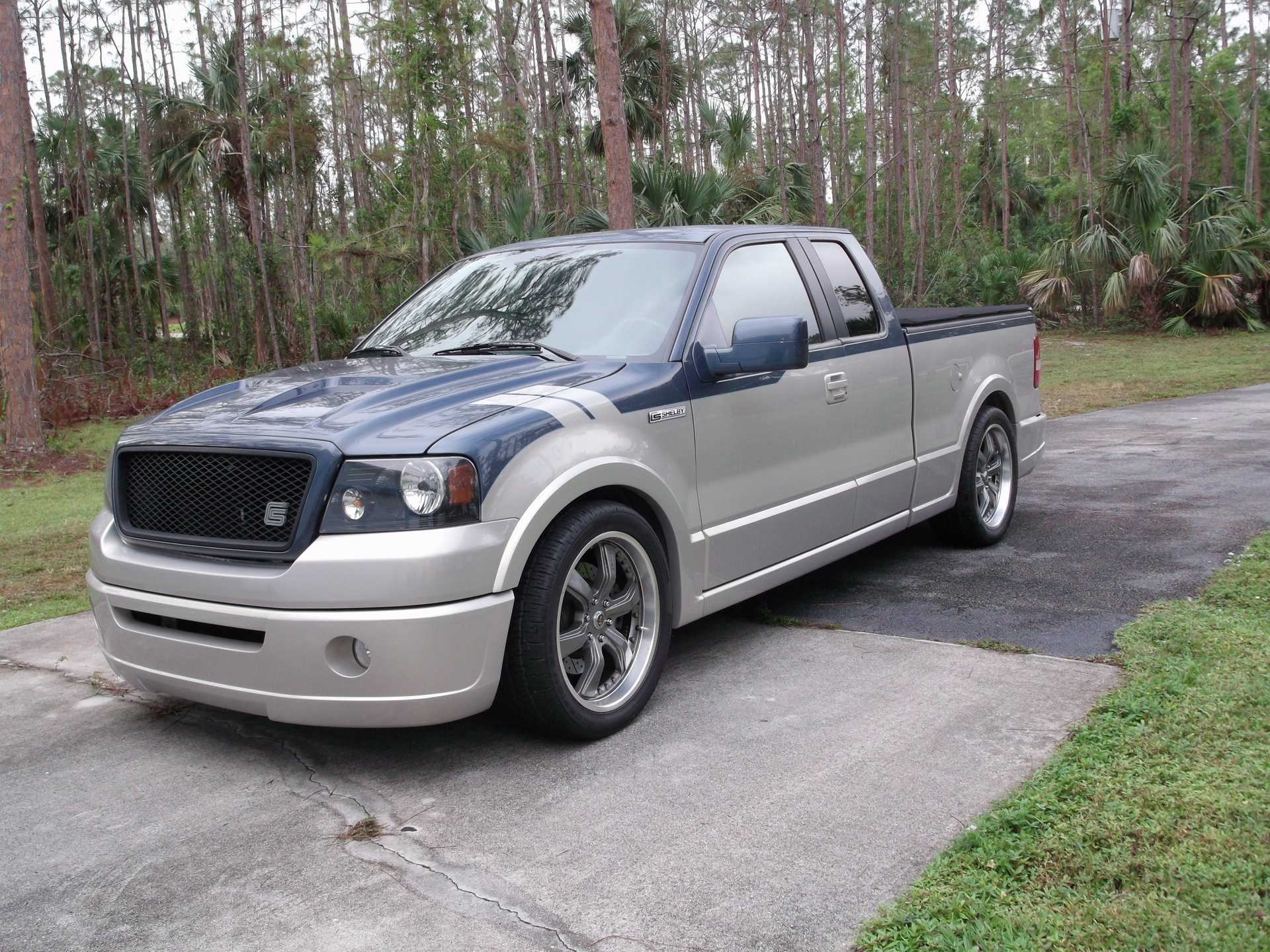 2006 ford shelby gt 150 pickup