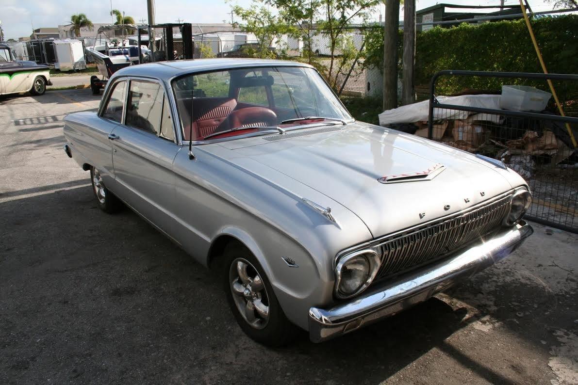 1962 ford falcon futura sport coupe