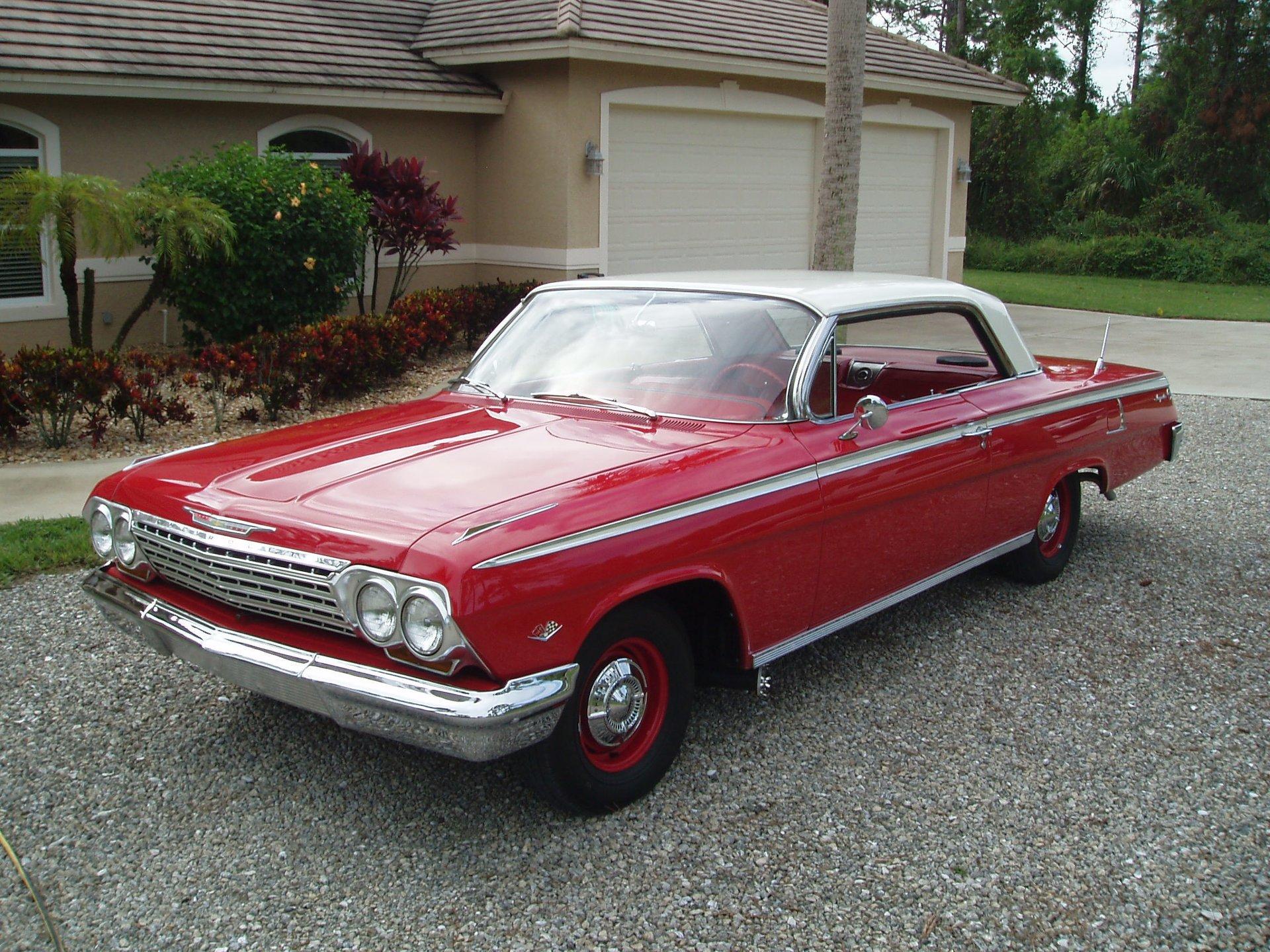 1962 chevrolet impala hardtop