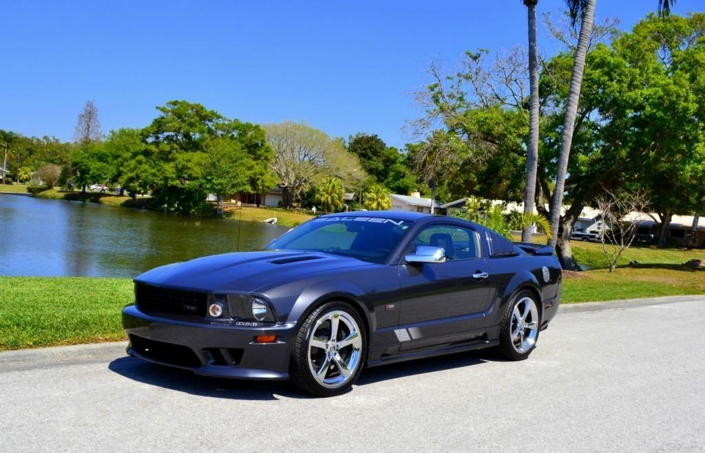 2007 ford saleen mustang s 281 extreme coupe