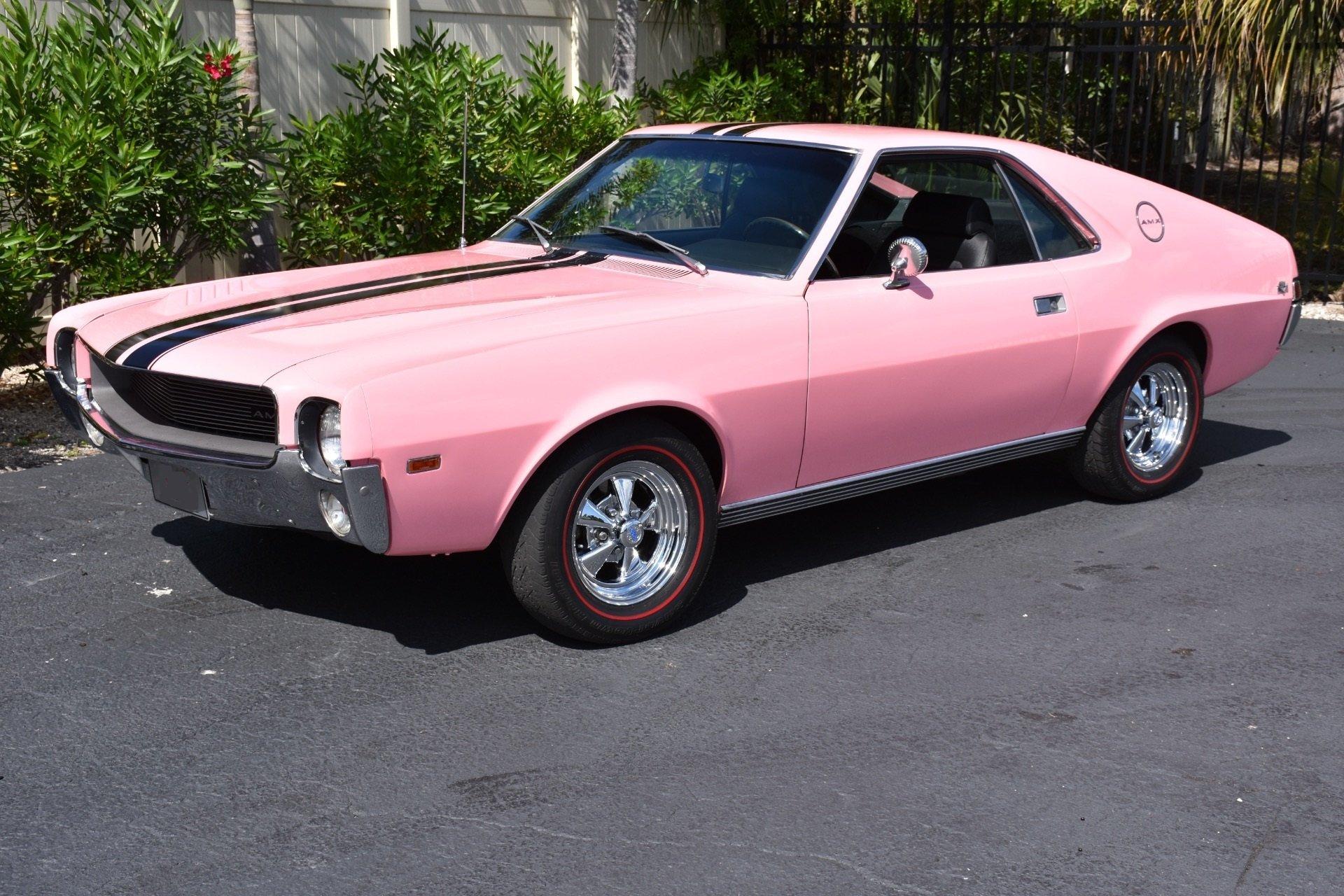 1969 amc amx coupe