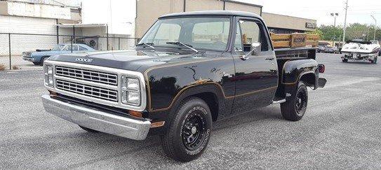 1979 dodge d100 warlock ii pickup