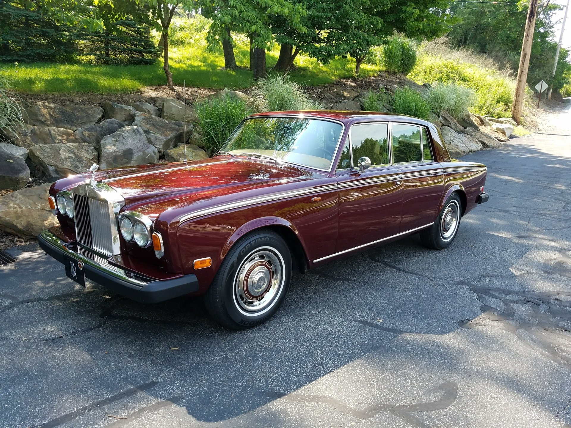 1976 rolls royce silver shadow saloon