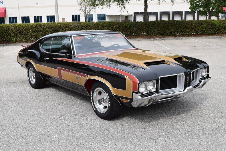 1971 Oldsmobile 442 W30