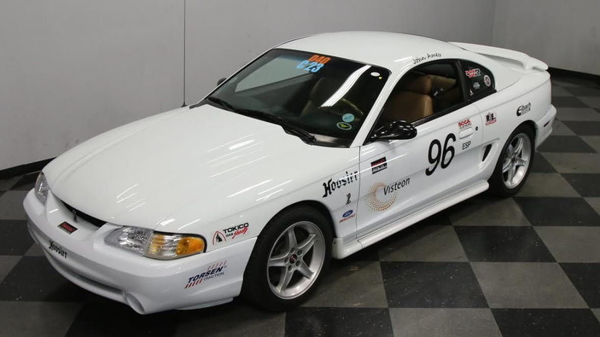 1995 ford mustang cobra prototype
