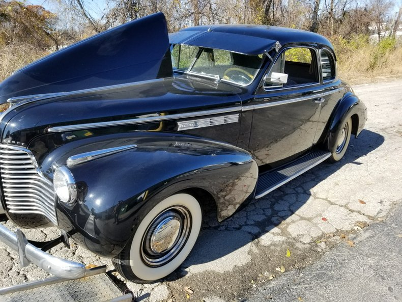 1939 Buick Coupe