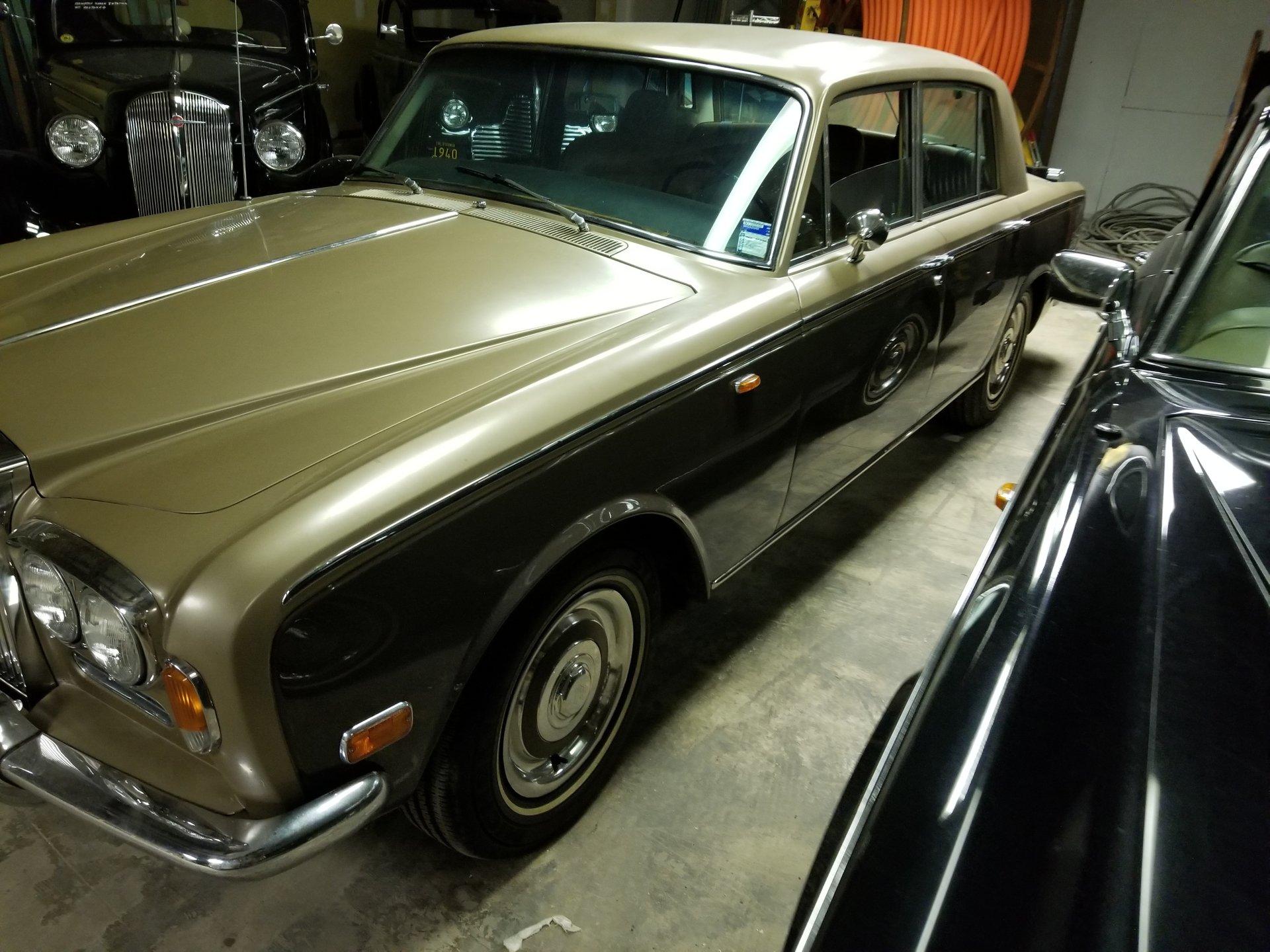 1979 rolls royce silver shadow ii saloon