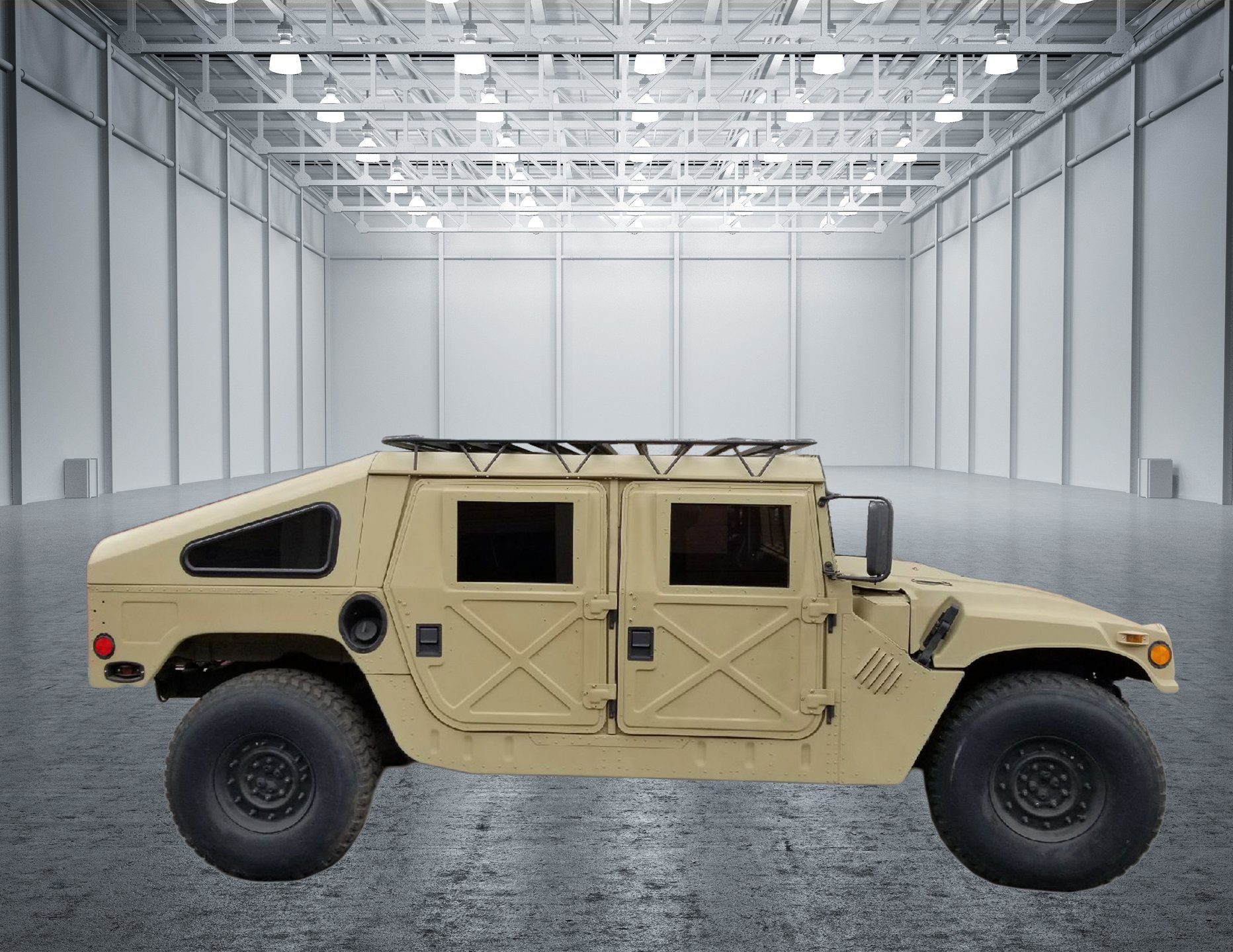 1992 am general humvee m998 slantback