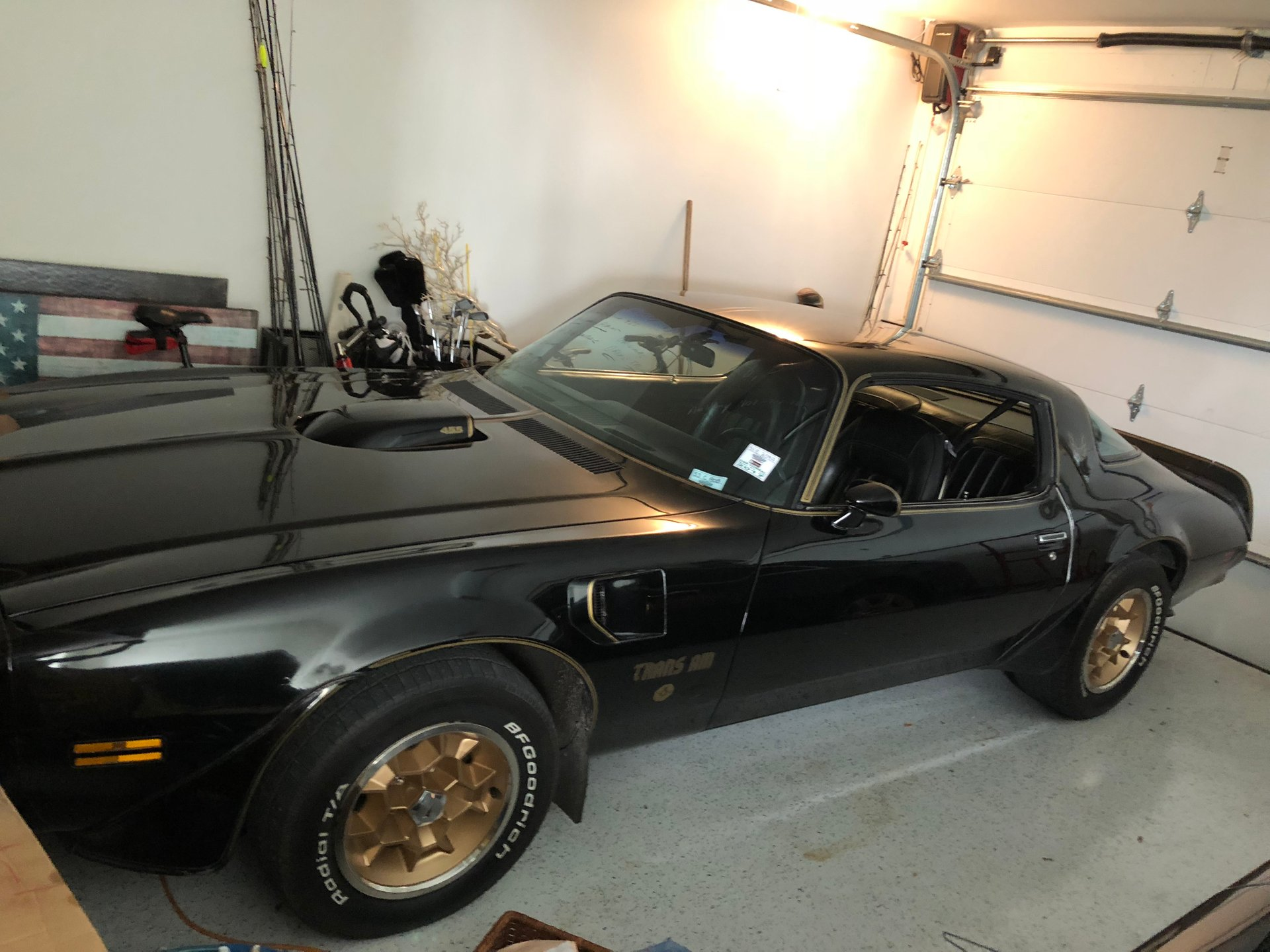 1976 pontiac trans am 455 coupe