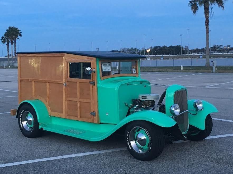 1928 hudson woody wagon street rod