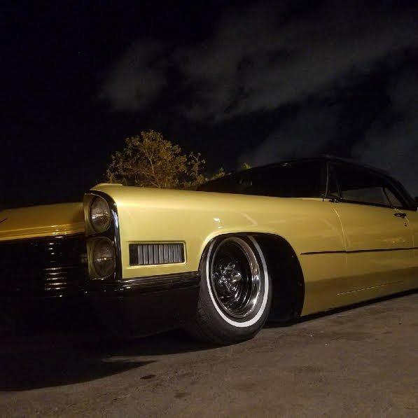1966 cadillac custom convertible