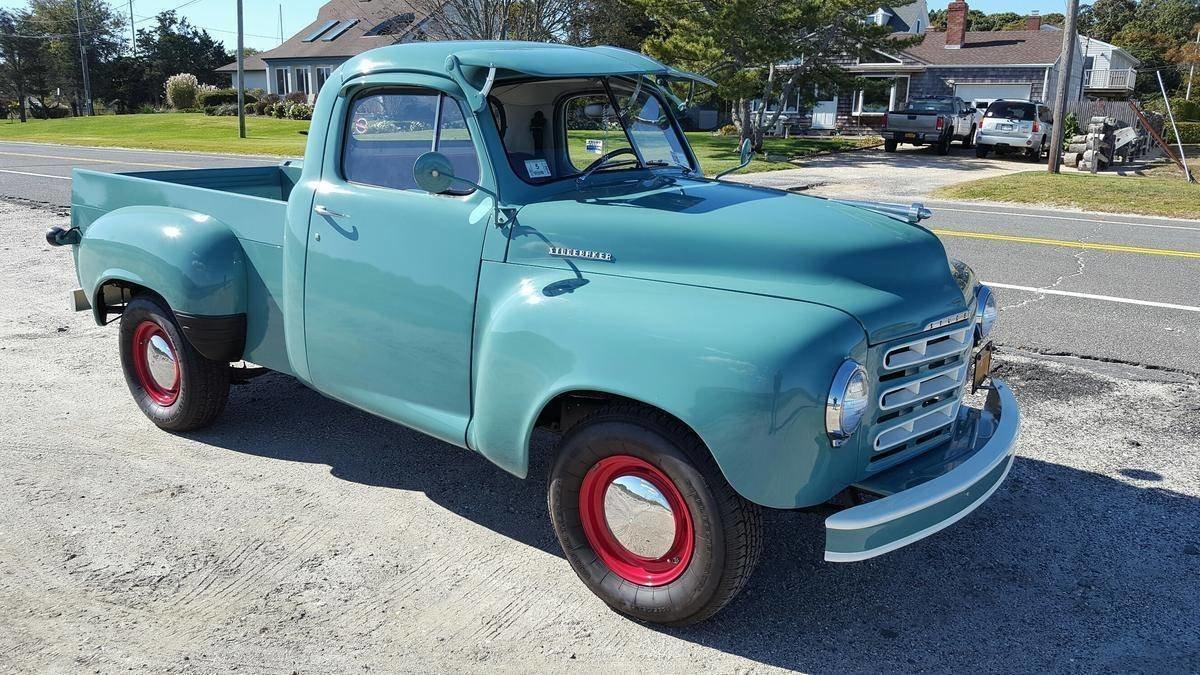 1953 studebaker 2r5 1 2 ton pickup
