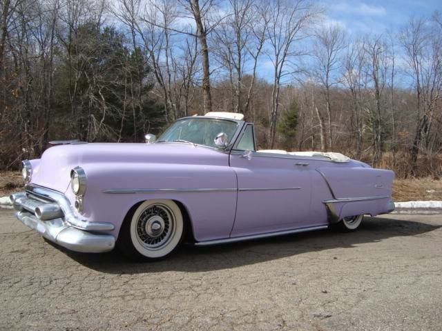 1953 oldsmobile 88 custom convertible