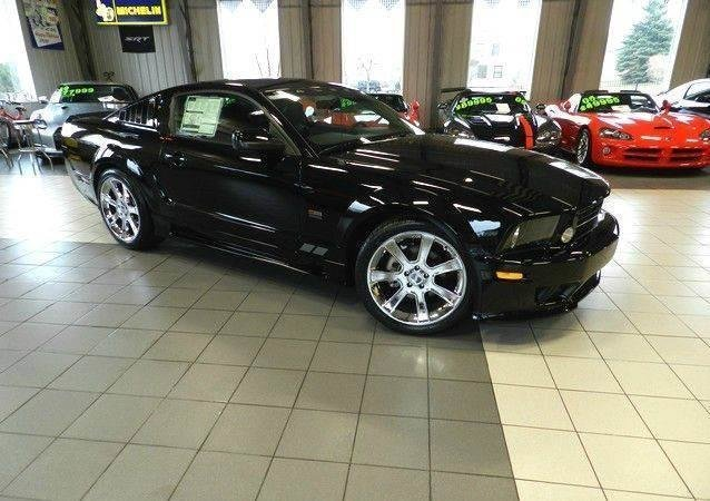 2009 ford mustang s 281sc coupe