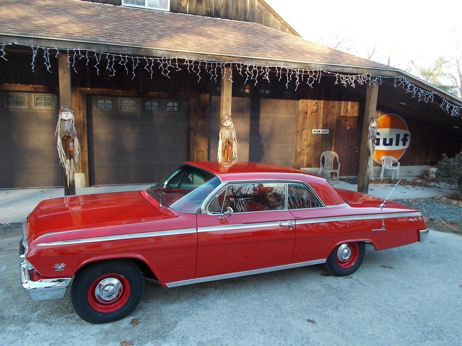 1962 chevrolet impala 409 hardtop