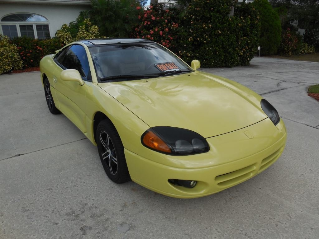 1994 dodge stealth r t coupe
