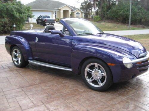 2004 chevrolet ssr ls pickup