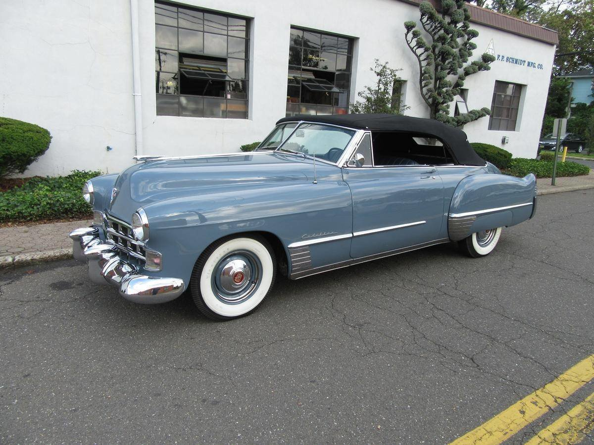 1948 cadillac series 62 convertible