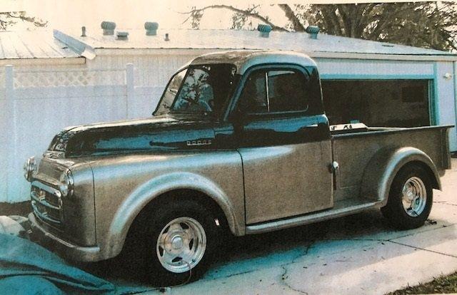 1953 dodge 1 2 ton pickup