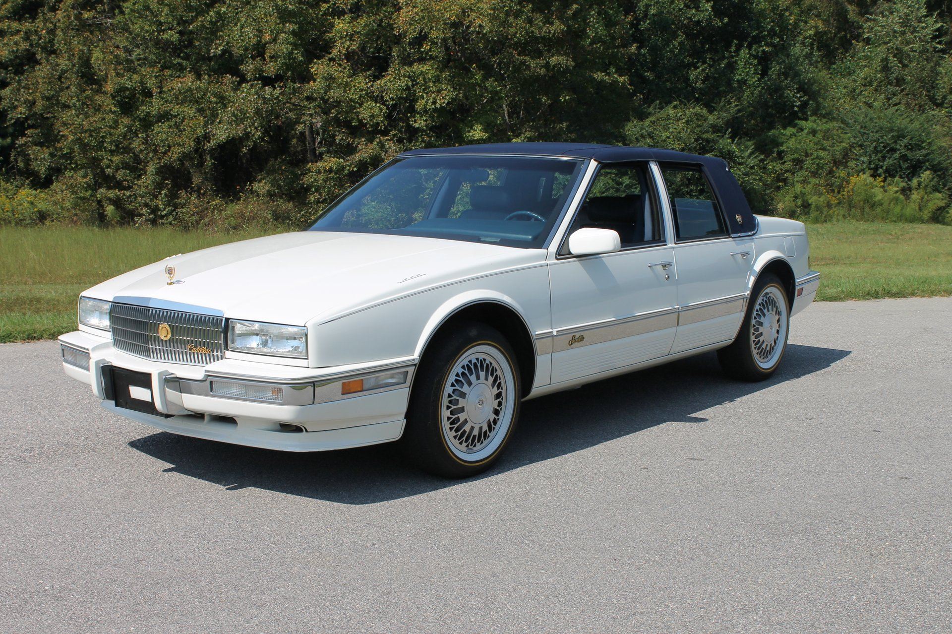 The Best 1991 Cadillac Seville