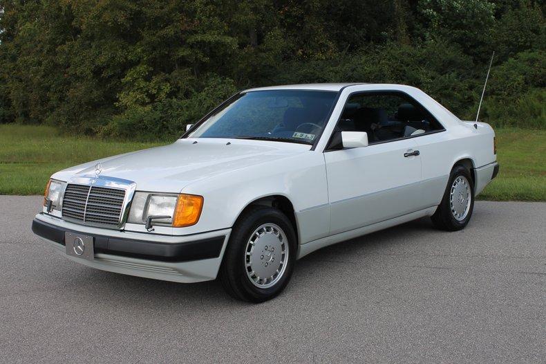 1991 Mercedes-Benz 300 CE