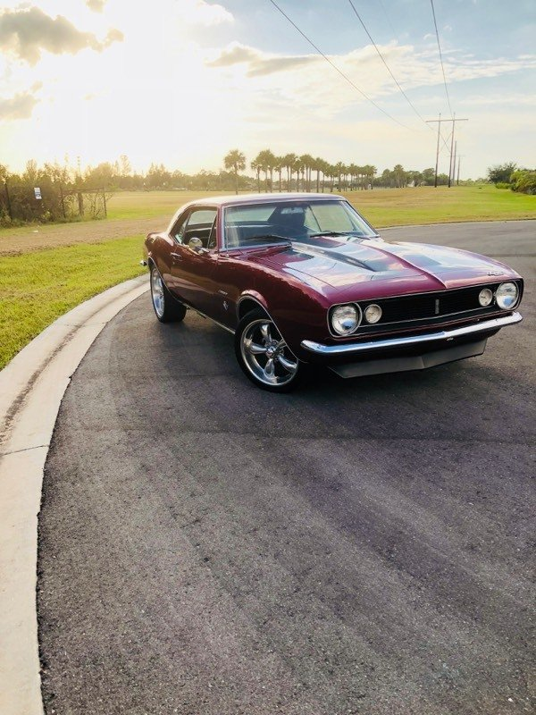 1967 Chevrolet Camaro | Premier Auction