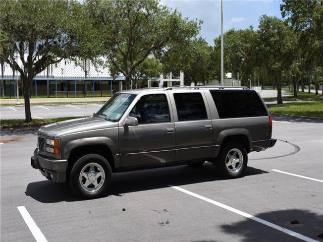 1999 gmc suburban stillen conversion 4x4