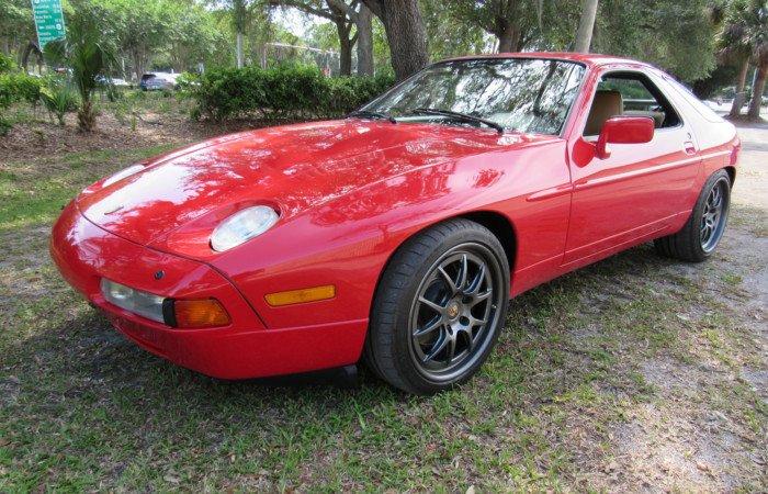 1989 porsche 928 s coupe