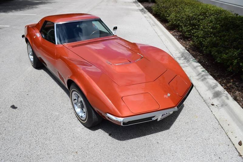 1968 chevrolet corvette l71 convertible