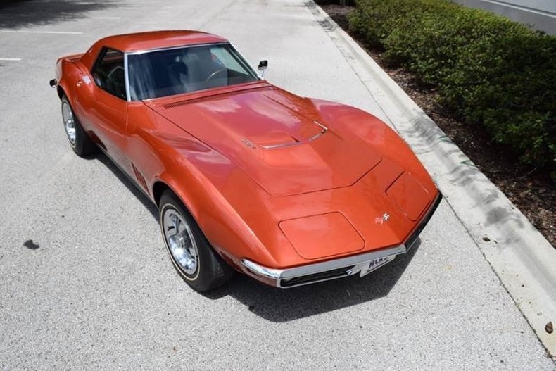 1968 Chevrolet Corvette L71