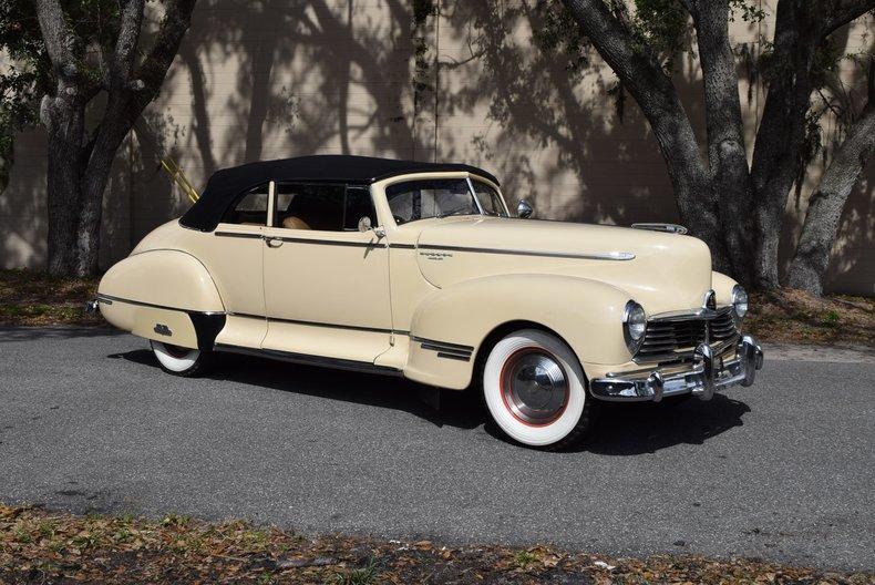 1946 Hudson Deluxe
