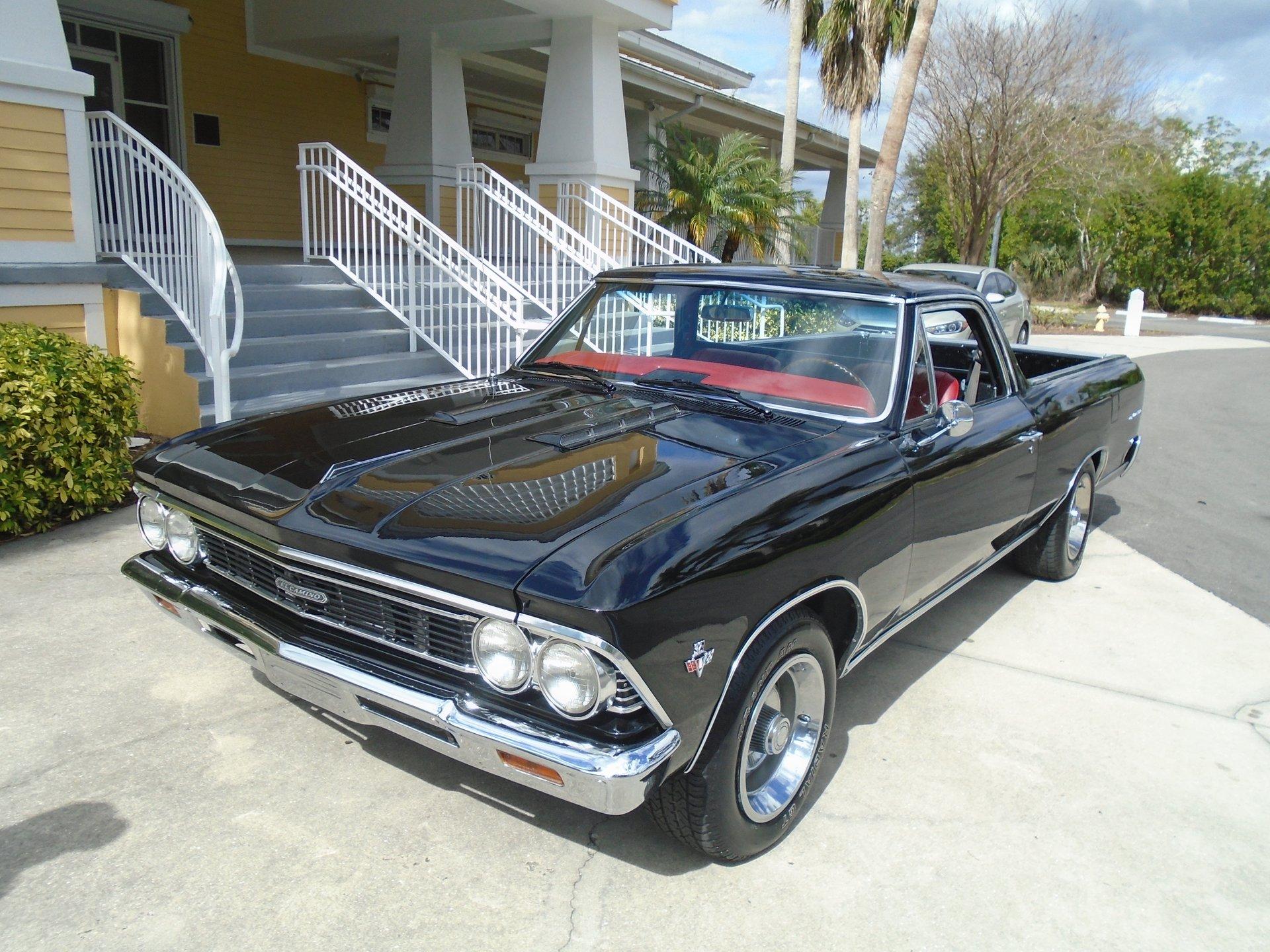 1966 chevrolet el camino pickup