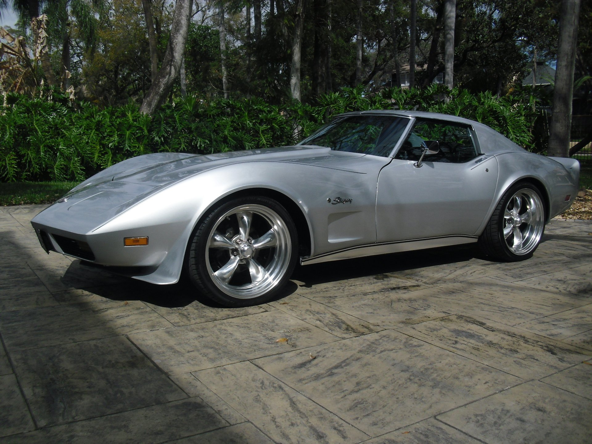 1974 chevrolet corvette t top coupe