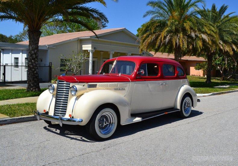 1938 Packard Street Rod