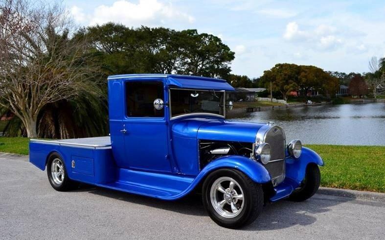 1929 ford model aa custom