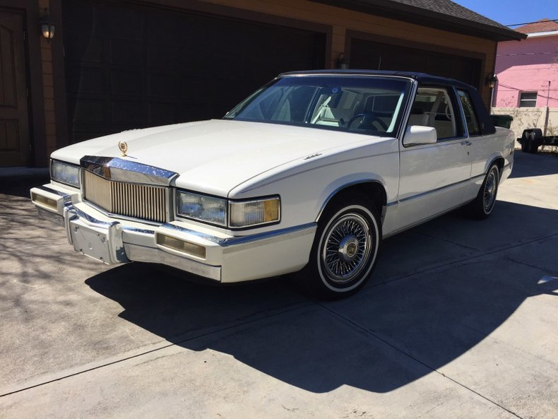 1990 Cadillac Coupe DeVille