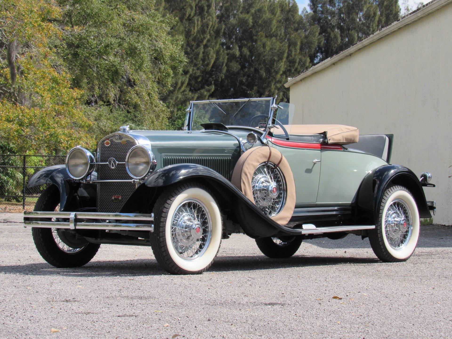 1930 studebaker president roadster