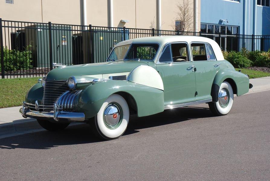 1940 cadillac series 60 special sedan