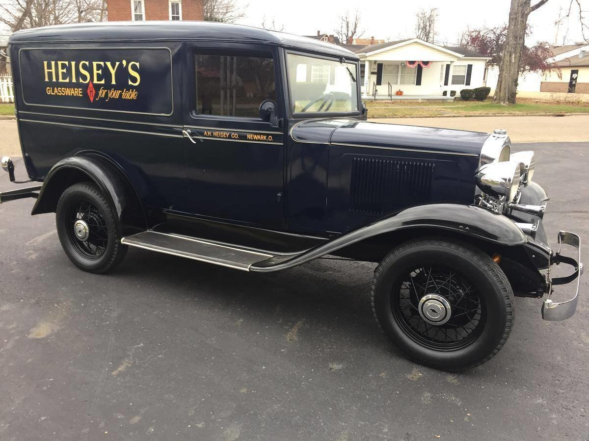 1932 chevrolet panel delivery