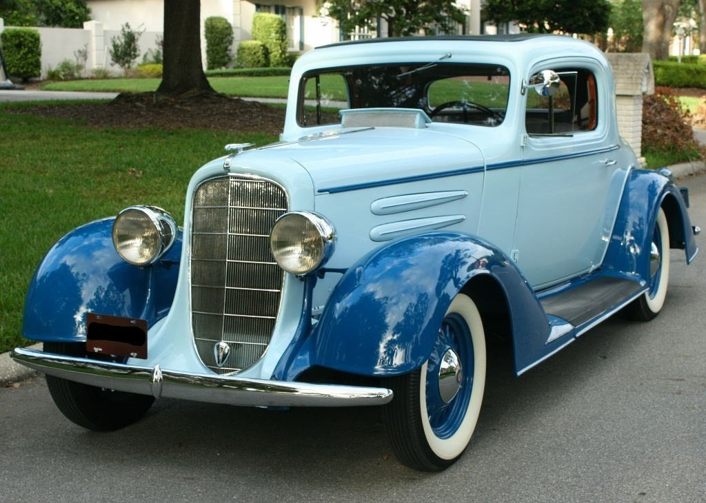 1933 oldsmobile f33 sport coupe rumbleseat
