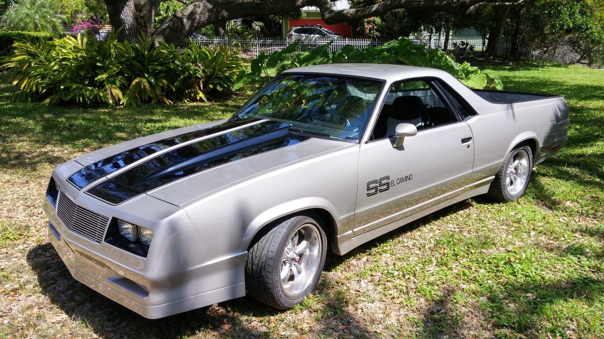 1979 chevrolet el camino pickup