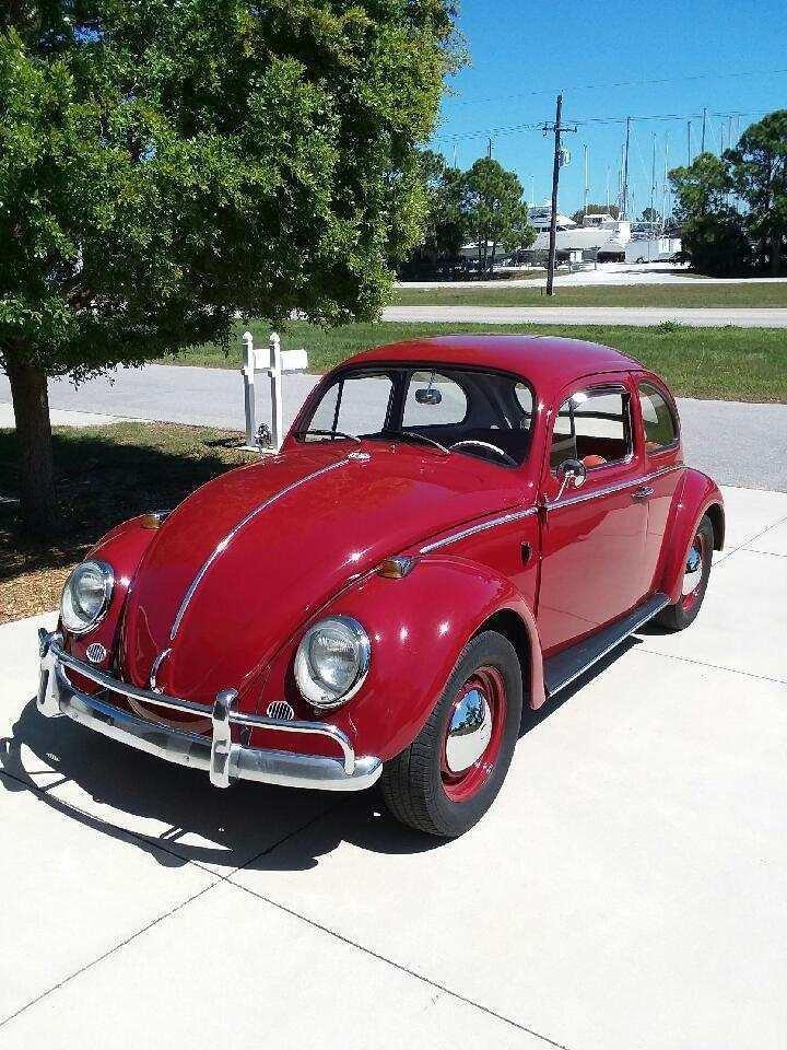 1964 volkswagen beetle sedan